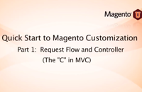Quick Start to Magento Customization
