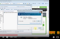 Install and Run MongoDB 3.6.x on windows 7
